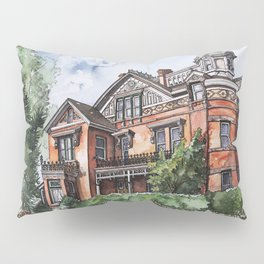 Armstrong Mansion Pillow Sham