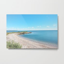 AFE Tommy Thompson Park 2, Beach Photography Metal Print
