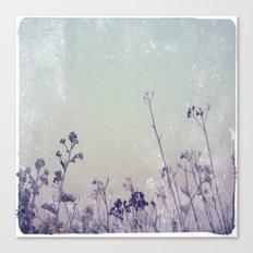 Landscape 1 (blue tones) Canvas Print