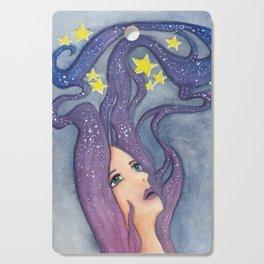 Galaxy Dreamer Cutting Board