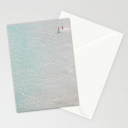 beach - summer of love II Stationery Cards