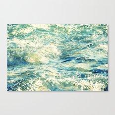 Watter Canvas Print