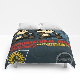 Supernatural  Bros. Box Art Comforters