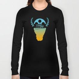 YMMiFF 2015 - BUFFALO HEAD DESIGN Long Sleeve T-shirt