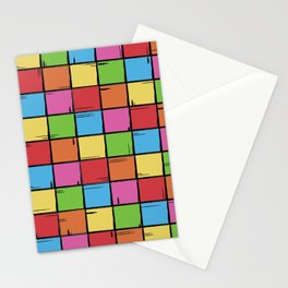Color Boxes Stationery Cards