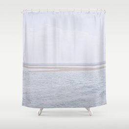 Nordic Zen Shower Curtain