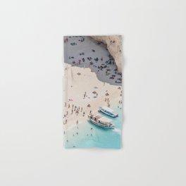 to the beach Hand & Bath Towel