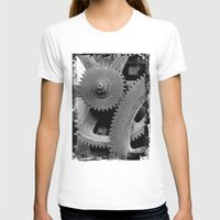 gears of war T-shirts featuring Big Gears by Chicca Besso