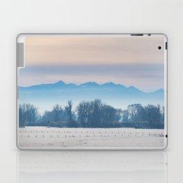 Spanish Peaks Fog Laptop & iPad Skin