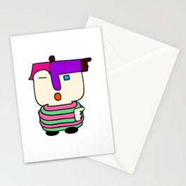 I'm Somebody Stationery Cards