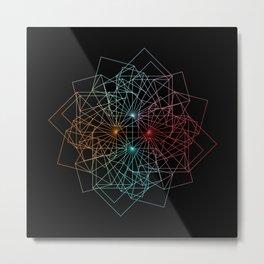 UNIVERSE 63 Metal Print