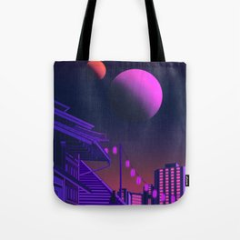 Vivid Dream Tote Bag