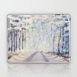 Winter, acrylic on canvas Laptop & iPad Skin
