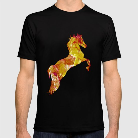 HORSE - War horse T-shirt