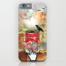 Rainbow Bird Slim Case iPhone 6s