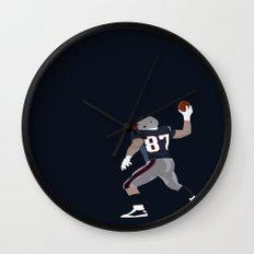Gronk Wall Clock