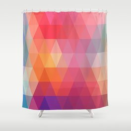 TESSELLATING A Shower Curtain