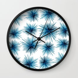 Spiny Sea Urchins Wall Clock