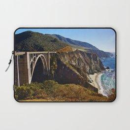 Coastline Cruising Laptop Sleeve