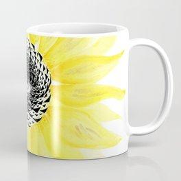 The Sunflower Eye Coffee Mug
