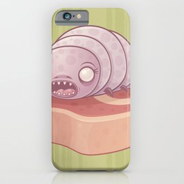 Maggie the Maggot iPhone Case