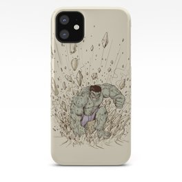 Hulk Smash iPhone Case