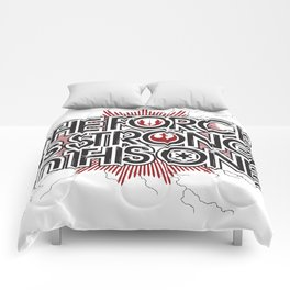 The Force is strong in this one Comforters