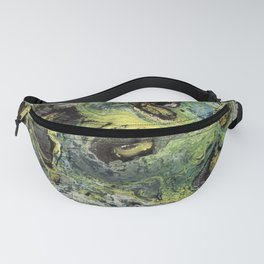 Real Silicone and COlors Fanny Pack