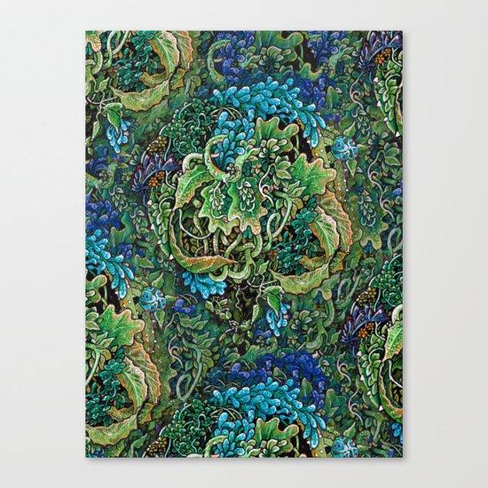 Immersive Pattern Canvas Print