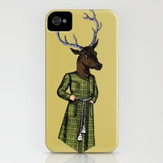 The Stately Stag iPhone (4, 4s) Slim Case