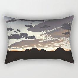 Tempe Skies Rectangular Pillow