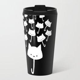 minima - cat rain Travel Mug