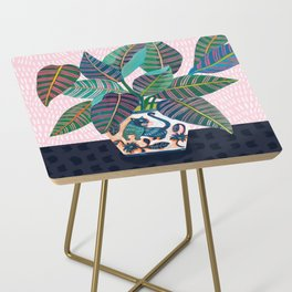 Wild Cat Side Table