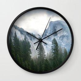 In da Forest Wall Clock