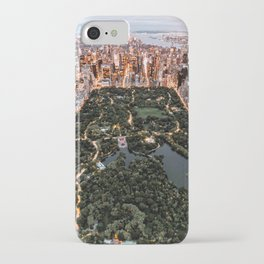 Central Park New York iPhone Case
