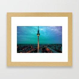 Berlin 1 Framed Art Print
