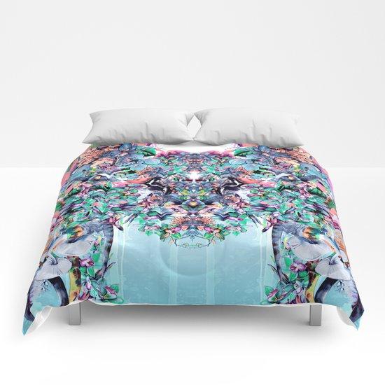 Botanical IV Comforters