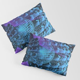 Spherical Abstract Pillow Sham