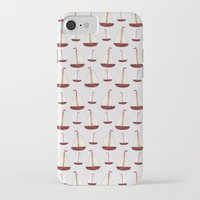 ships iPhone & iPod Cases featuring Ships by Stephanie Says