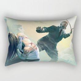 The People Rectangular Pillow