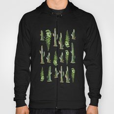 some nature and cactus Hoody