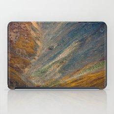 electric scree iPad Case
