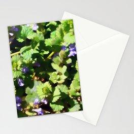 Ground Ivy 06 Stationery Cards
