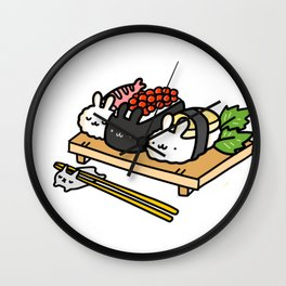 Bunnigiri 3 Wall Clock