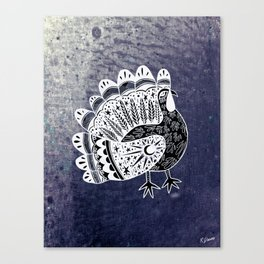 Mystic Turkey Canvas Print