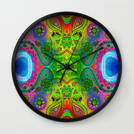 Seed 2 the Soul Wall Clock
