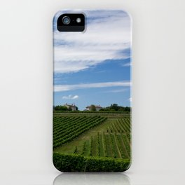 wine and its country iPhone Case