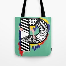 P for ... Tote Bag