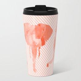Red Friends Travel Mug