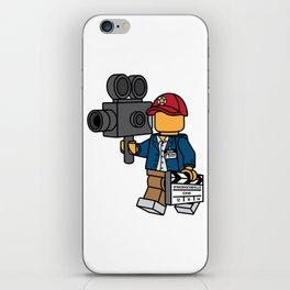 Director's Cut iPhone Skin